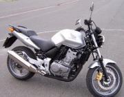 Honda CBF500, Bj06,