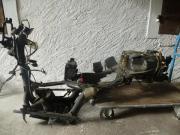 Honda Dylan SH 125 Rahmen