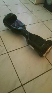 Hoverboard schwarz neuwertig