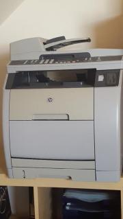 HP Drucker, multifunktional,