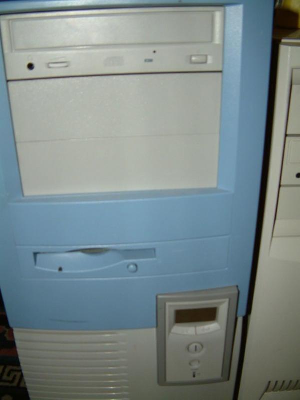 HP Kajak 600 im Big