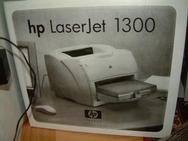 HPLaserjet 1300