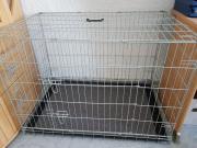 Hunde Transportbox Drahtkäfig