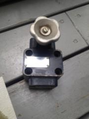 Hydraulik Bosch Abschaltventil