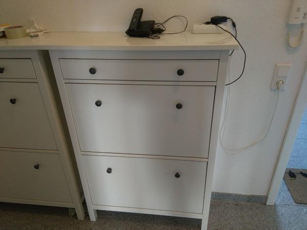 schuhschrank ikea hemnes. Black Bedroom Furniture Sets. Home Design Ideas