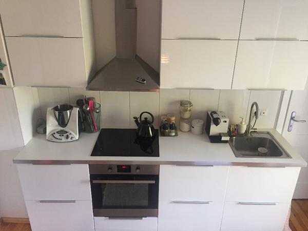 ikea küche metod neuwertig in augsburg - küchenzeilen, anbauküchen