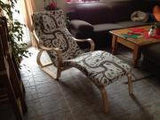 liegesessel ikea haushalt m bel gebraucht und neu. Black Bedroom Furniture Sets. Home Design Ideas