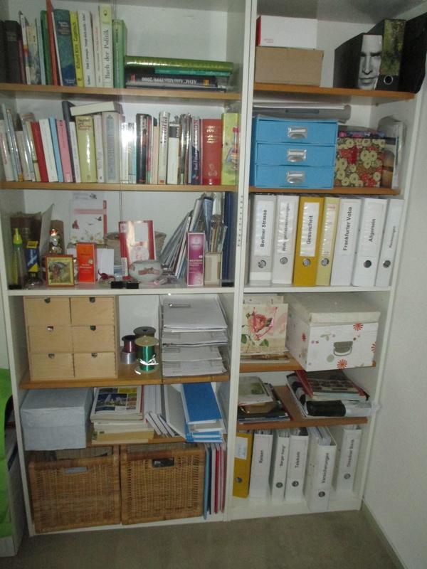 IKEA Schrankwand Billy Oxberg in Schwalbach - IKEA-Möbel kaufen ...