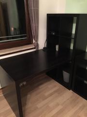 Ikea expedit schreibtisch  Expedit Schreibtisch in Starnberg - Haushalt & Möbel - gebraucht ...