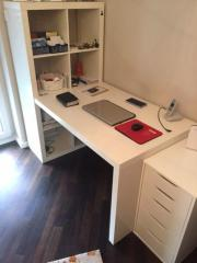 Schreibtisch ikea  Ikea Schreibtisch in Mannheim - Haushalt & Möbel - gebraucht und ...