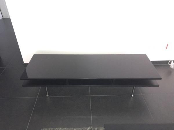 bank schwarz gebraucht kaufen nur noch 3 st bis 60. Black Bedroom Furniture Sets. Home Design Ideas