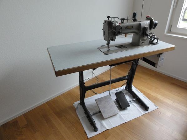 industrie leder n hmaschine pfaff 145 in allschwil handarbeit basteln kaufen und verkaufen. Black Bedroom Furniture Sets. Home Design Ideas