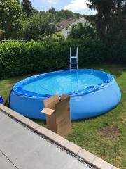 intex pool 457x122