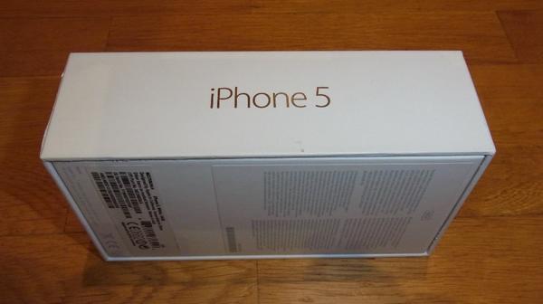 iPhone 5 Karton