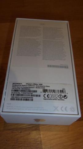 iPhone 5 Karton: Kleinanzeigen aus Berlin - Rubrik Apple iPhone