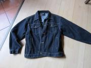 Jeansjacke klassisch blau