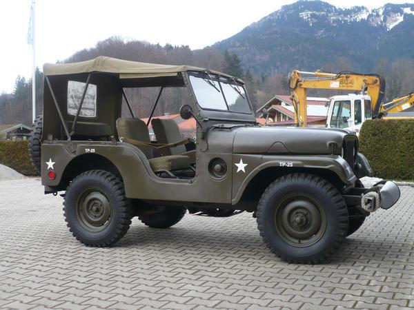 jeep willys overland m38 a 1 in carlsberg oldtimer. Black Bedroom Furniture Sets. Home Design Ideas