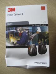 Kapselgehörschutz H520A NEU Gehörschutz Waldarbeiten