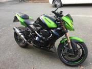 Kawasaki z750r Abs