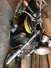 Kawasaki ZRX1100 im