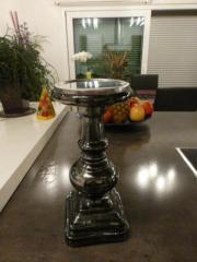 Kerzenständer Keramik hochglanz