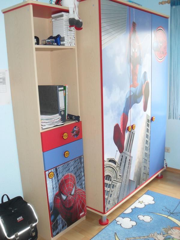 Kinder / Jugendzimmer SPIDERMAN in Calw - Kinder-/Jugendzimmer ... | {Kinder jugendzimmer 86}