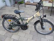 Kinder-Jungen-Fahrrad