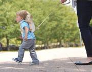Kinder Sicherheitslaufleine & Hund-