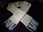 Kinderbekleidung langer Schal,