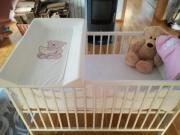 Kinderbett 120x60 Komplett