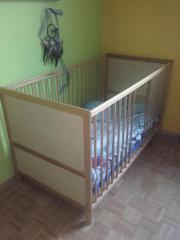 Kinderbett in Lärche