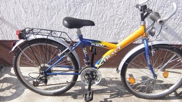 Kinderfahrrad 24 Zoll » Jugend-Fahrräder