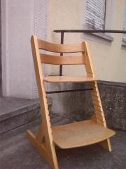 Kinderstuhl Treppenstuhl Kiefer