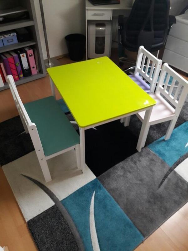 kindertisch st hle neu und gebraucht kaufen bei. Black Bedroom Furniture Sets. Home Design Ideas
