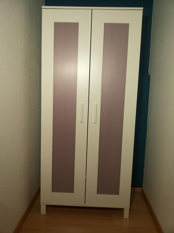 Kleiderschrank - Dahn - IKEA ANEBODA Kleiderschrank mit 1 Stange und einem Einlegeboden.Zur Abholung ab Juli 2017. - Dahn