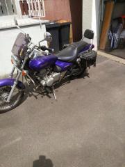 Kleinkraftrad 125 Kawasaki