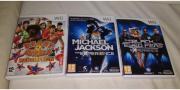 Konsole WII Spiele +