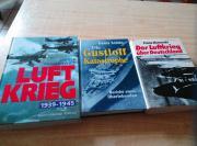 Kriegsbücher gebunden Neue