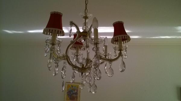 kronleuchter kristall antik gebraucht kaufen nur 4 st bis 60 g nstiger. Black Bedroom Furniture Sets. Home Design Ideas