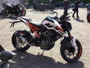 KTM 125 Duke ABS TFT