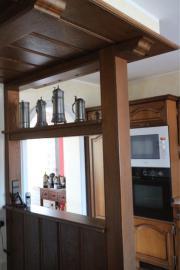 Eiche rustikal küche  Küche Eiche rustikal U-Form guter Zustand in Hördt - Küchenzeilen ...