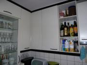 Küche in L-