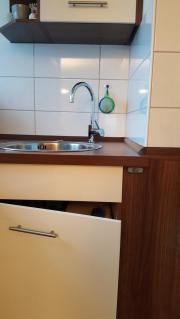 Küchenmöbel mit elektrogeräten  Küche - neuwertig mit Elektrogeräten in Hanau - Küchenmöbel ...