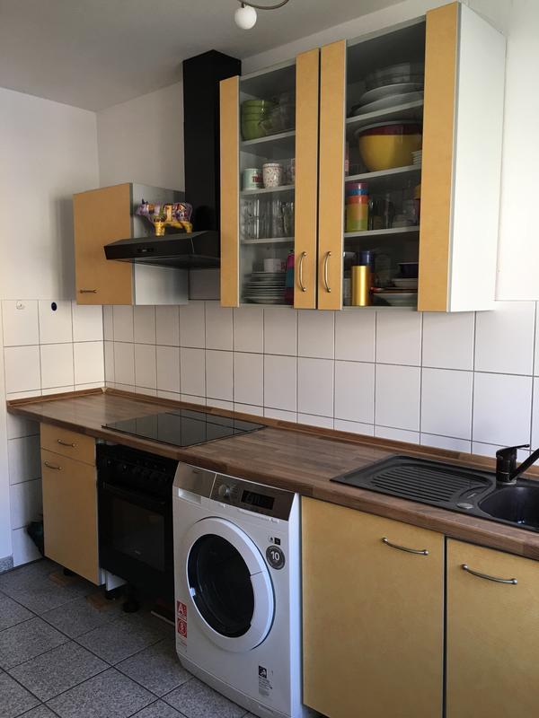 küche zu verschenken in karlsruhe - küchenzeilen, anbauküchen