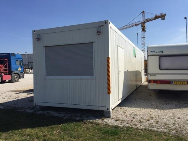 küchen-container 12x3m in ingolstadt - gastronomie ... - Gastronomie Küche Kaufen