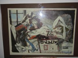 Bild 4 - Kunstdrucke mit Rahmen zu verkaufen - Nürnberg Lichtenhof