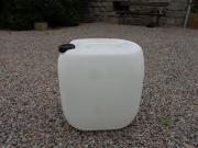 Kuststoffkanister 20-30Ltr