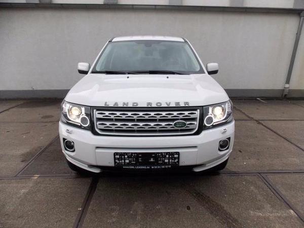 Land Rover Freelander Scheinwerfer