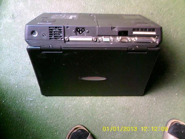 laptop auf wunsch mit externem