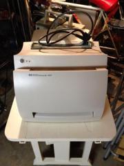 Laserdrucker HP 1100 funktioniert einwandfrei
